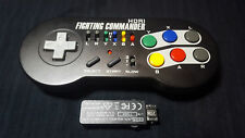 HORI Wireless NINTENDO Mini SNES NES WiiU Fighting Commander Classic Controller