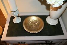 Ornate Baroque Gold Decorative Pedestal Bowl,Table Centre Piece,Urn,Antique Styl