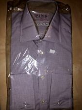 Thomas Pink Regular Double Cuff Formal Shirts for Men