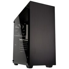 Kolink Stronghold Black Midi Tower Gaming Case - USB 3.0