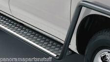 Toyota Hilux Side Steps and Rails KUN26 Double Cab GENUINE NEW