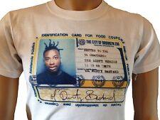 Wu Tang Clan ODB ,Música Camiseta, 36 Chambers Brooklyn Zoológico ANTIGUO Ol '