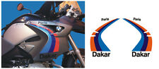 Adesivi BMW GS 1200 R  Paris Dakar 2004 2007 - adesivi/adhesives/stickers/decal
