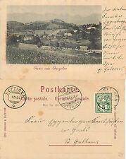 Kt. Bern - Gruss aus Gurzelen JAHRE 1904 (S-L XX88)