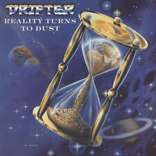 DRIFTER - Reality Turns to Dust + Demo'85 NEW*SUI CULT TECH/THRASH METAL*CORONER