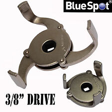 """3 Leg Oil Filter Removal Wrench Tool Fuel Filters Removing Remover 3/8 """" Drive"""