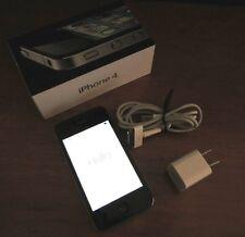 Apple iPhone 4 - 8GB - Black (AT&T) Smartphone (MD127LL/A)
