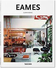 Eames New Hardcover Book Gloria Koenig, Peter G