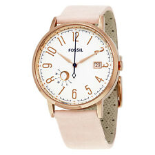 Fossil Vintage Muse White Dial Ladies Casual Watch ES3991