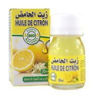 Zitronenöl 30 ml (4,65€/10 ml) naturreines Zitronen Öl Erkältung Öl der Zitrone