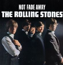 CD SINGLE The ROLLING STONES Not fade away 2-track CARD SLEEVE