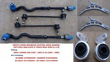 BMW 3 Series E46 Front Lower Suspension Full Set (Wishbone Arms, Bushes & Links)