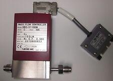 STEC  Mass Flow Controller SEC-V110DM, O2, 10SLM
