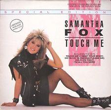 Samantha Fox Touch me (Special Edition, 1986, white vinyl)  [LP]