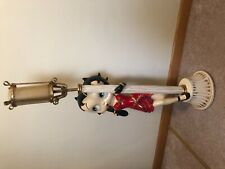 Extremely Rare! Betty Boop Pole Dancing Figurine Lamp Statue