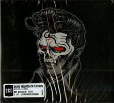 Salmo - Hellvisback Platinum - 2 cd  CD Nuovo Sigillato