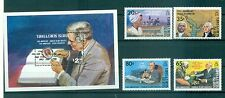 PRESIDENTS AMERICAINS - U.S.A. PRESIDENTS TURKS & CAICOS 1982 set+block