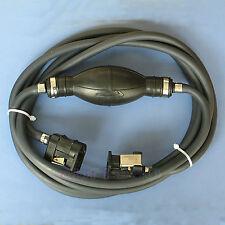 Fuel Line Hose Kit Outboard & Tank Connectors For Yamaha /Mariner /Johnson