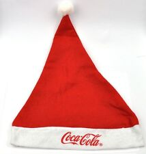 Coca-cola coke rouge Père Noël Bonnet Père Noël Chapeau
