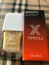 Formula X Sephora Nail Ridge Filler - Smooth - New In Box - 0.4 FL OZ!