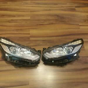 Ford s max mk2 Front Half Led Headlights Left And Right