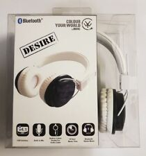 Bluetooth Headphone V4.1 Desire by Urbanz Colour Your World - Black