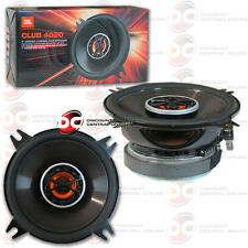 "JBL Club 4020 4"" CAR AUDIO CLUB SERIES 2-WAY COAXIAL SPEAKERS (PAIR)"