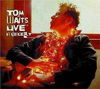 Tom Waits - Live in Concert CD Digipack