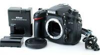 【Near Mint 'Count 31397】Nikon D7100 24.1 MP Digital SLR Camera Black From Japan