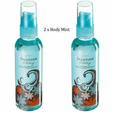 2 x Avon Tahitian Holiday Exotic Body Mist // Fragrance Body Spray 100ml