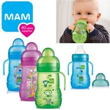 MAM Baby Bottle Feeding
