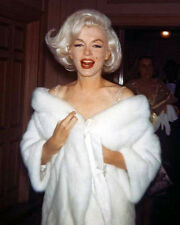 Marilyn Monroe at John Kennedy's birthday 1962. # 2