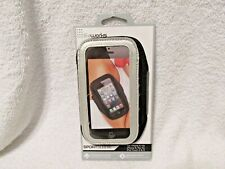 Lifeworks Sport Sleeve iPhone 4/4s/5/5s/5c- Black/Silver - Brand New In Package