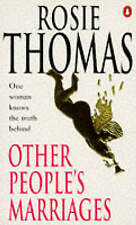 Other People's Marriages, Thomas, Rosie, Very Good Book
