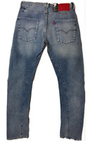 Levi's Engineered Jeans Premium 502 Regular Taper Hose Chino blau 727750001