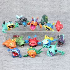 14/1x Slugterra Action Figures Movie Cartoon PVC Doll Toy set Collection  S330