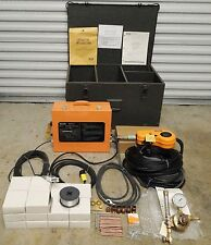 VINTAGE U.S. ARMY / MILITARY AIRCO AIRCOMATIC MIGEt ARC WELDING SET