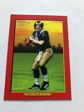 2005 Topps Turkey Red Red Border Ryan Fitzpatrick RC #202 Tampa Bay Buccaneers