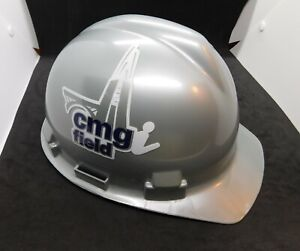 EXTREMELY RARE CMGI FIELD HARD HAT NEW ENGLAND PATRIOTS NFL NWOT IN BAG