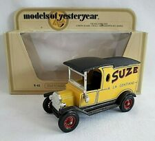 MATCHBOX YESTERYEAR Y12 1912 MODEL T FORD VAN DIECAST SUZE A LA GENTIANE BOXED