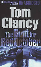 NEW The Hunt for Red October by Tom Clancy