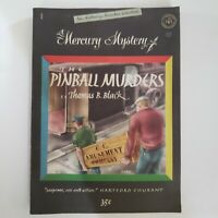 Vintage Mercury Mystery The Pinball Murders by Thomas B. Black Pulp Paperback
