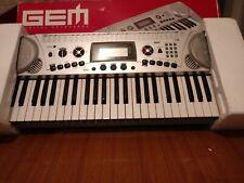 Keyboard Gem Gk 300 -Good Condition-