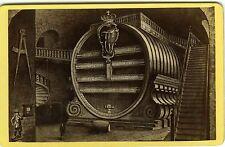 PHOTO CDV, Heidelberg  Allemagne  Deutschland  Tonneau circa 1890