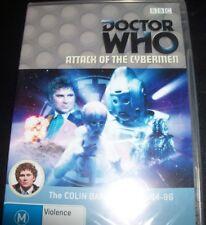 DOCTOR WHO - Attack Of The Cybermen (Colin Baker) (Aust Region 4) DVD – New