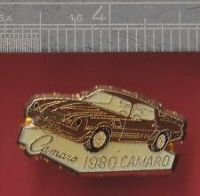 Car pin badge - 1980 Camaro
