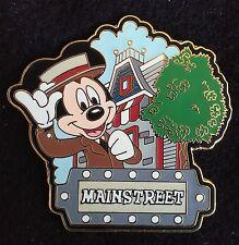 2001 OLD TIME MICKEY MAIN STREET USA WDW MAGIC KINGDOM LAND SERIES LE DISNEY PIN