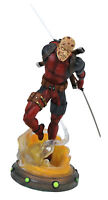 Marvel Gallery Deadpool 9-Inch PVC Figure Statue Unmasked GameStop Exclusive