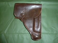 MAKAROV BROWN LEATHER HOLSTER