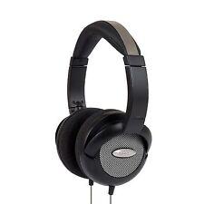 Koss UR55 Silver High Velocity Stereo Studio Headphones Brand New IN Packaging